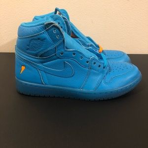 "Nike air Jordan 1 retro high ""Gatorade blue lagoon"
